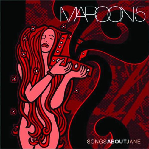 Maroon 5, Through With You, Piano, Vocal & Guitar