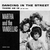 Martha & The Vandellas Dancing In The Street Sheet Music and PDF music score - SKU 254589