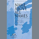 Marty Hamby Name Above All Names Sheet Music and PDF music score - SKU 79255