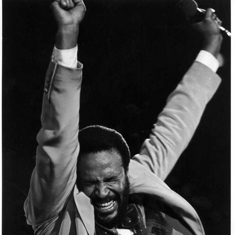 Marvin Gaye, Ain't That Peculiar, Piano, Vocal & Guitar (Right-Hand Melody)