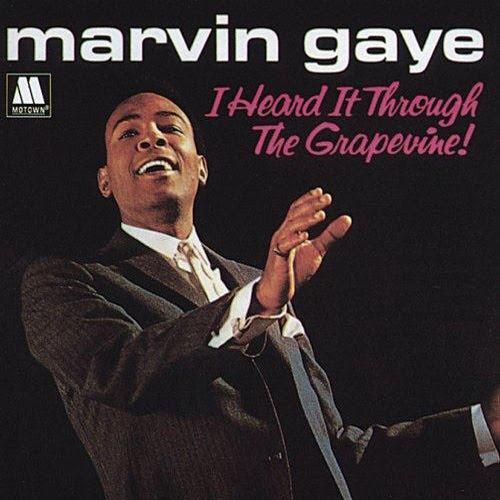 Marvin Gaye, I Heard It Through The Grapevine, Easy Piano