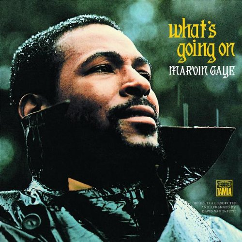 Marvin Gaye What's Going On profile image