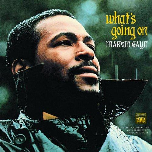 Marvin Gaye, What's Going On, Lyrics & Chords