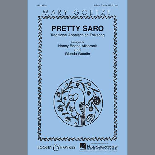 Mary Goetze Pretty Saro profile image