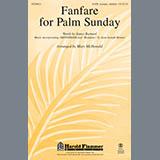 Mary McDonald Fanfare For Palm Sunday Sheet Music and PDF music score - SKU 93625