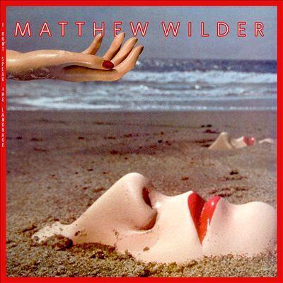 Matthew Wilder, Break My Stride, Piano, Vocal & Guitar (Right-Hand Melody)