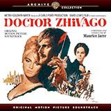 Maurice Jarre Lara's Theme (from Dr Zhivago) Sheet Music and PDF music score - SKU 24588