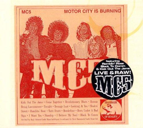 MC5, Ramblin' Rose, Lyrics & Chords