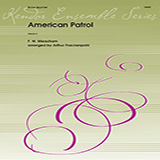 Meacham American Patrol - 1st Bb Trumpet Sheet Music and PDF music score - SKU 343102