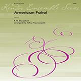 Meacham American Patrol - Trombone Sheet Music and PDF music score - SKU 343105