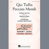 Melissa Malvar-Keylock Qui Tollis Peccata Mundi Sheet Music and PDF music score - SKU 162466