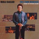 Merle Haggard Okie From Muskogee Sheet Music and PDF music score - SKU 64333