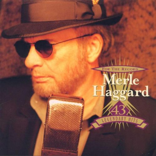 Merle Haggard, The Fightin' Side Of Me, Piano, Vocal & Guitar (Right-Hand Melody)