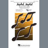 Mervyn Warren Joyful, Joyful (from Sister Act 2) (arr. Roger Emerson) Sheet Music and PDF music score - SKU 425768