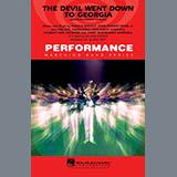 Michael Brown The Devil Went Down to Georgia - Baritone B.C. Sheet Music and PDF music score - SKU 277246