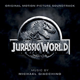 Michael Giacchino As The Jurassic World Turns Sheet Music and PDF music score - SKU 160855