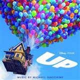 Michael Giacchino Carl Goes Up (from 'Up') Sheet Music and PDF music score - SKU 70922