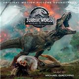 Michael Giacchino Thus Begins The Indo-Rapture (from Jurassic World: Fallen Kingdom) Sheet Music and PDF music score - SKU 255124