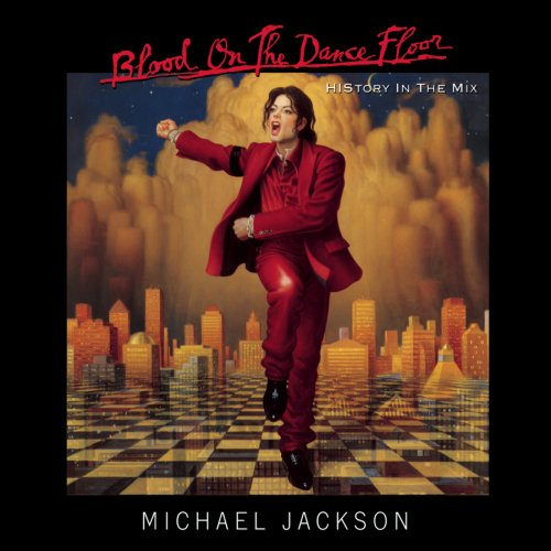 Michael Jackson, Blood On The Dance Floor, Piano, Vocal & Guitar