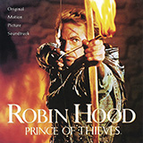 Michael Kamen Robin Hood: Prince Of Thieves (Marian At The Waterfall) Sheet Music and PDF music score - SKU 49737