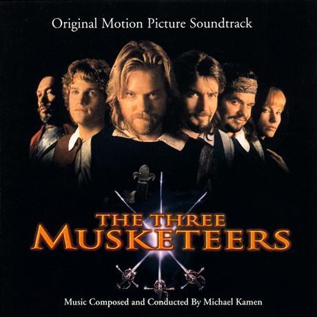 Michael Kamen, The Three Musketeers (D'Artagnan (Galliard & Air)), Piano
