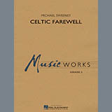 Michael Sweeney Celtic Farewell - Eb Baritone Saxophone Sheet Music and PDF music score - SKU 350987