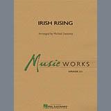 Michael Sweeney Irish Rising - Percussion 1 Sheet Music and PDF music score - SKU 350811