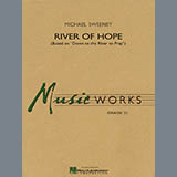 Michael Sweeney River of Hope - Eb Alto Saxophone 1 Sheet Music and PDF music score - SKU 278315