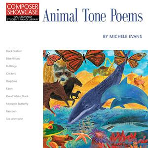Michele Evans, Crickets, Educational Piano