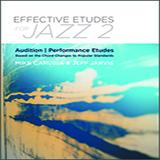 Mike Carubia Effective Etudes For Jazz, Volume 2 - Bb Tenor Saxophone Sheet Music and PDF music score - SKU 332290