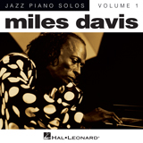 Miles Davis Dig Sheet Music and PDF music score - SKU 199045