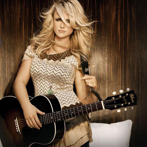 Miranda Lambert, Two Of A Crime, Piano, Vocal & Guitar (Right-Hand Melody)