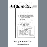 Mitchell B. Southall In Silent Night (A Christmas Vignette in Pastel) Sheet Music and PDF music score - SKU 472395