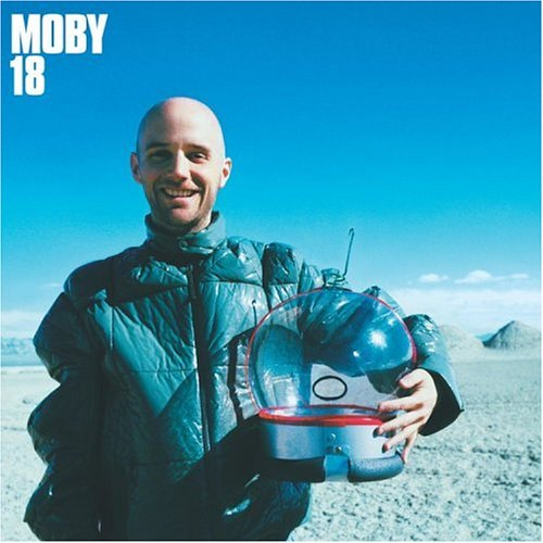 Moby, In My Heart, Piano, Vocal & Guitar