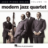 Modern Jazz Quartet A Social Call (arr. Brent Edstrom) Sheet Music and PDF music score - SKU 88326