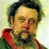 Modest Mussorgsky Marina's Aria From 'Boris Godunov' Sheet Music and PDF music score - SKU 117265