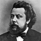 Modest Mussorgsky Promenade (from Pictures At An Exhibition) Sheet Music and PDF music score - SKU 40040