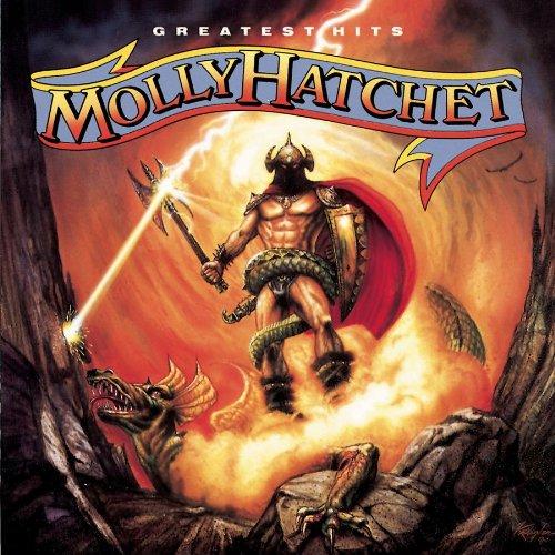 Molly Hatchet, Gator Country, Guitar Tab