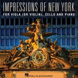 Mona Rejino Impressions Of New York Sheet Music and PDF music score - SKU 487461