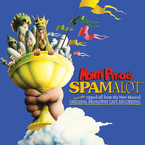 Monty Python's Spamalot, King Arthur's Song, Easy Piano