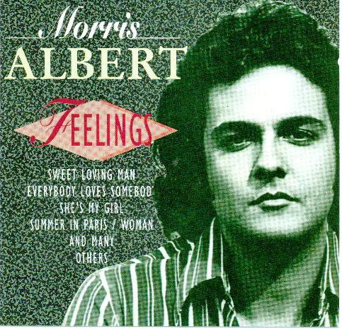 Morris Albert, Feelings (Dime), Piano, Vocal & Guitar (Right-Hand Melody)