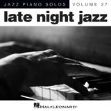 Mort Dixon Bye Bye Blackbird [Jazz version] (arr. Brent Edstrom) Sheet Music and PDF music score - SKU 96790
