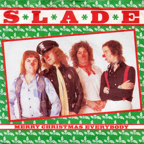 Merry Xmas Everybody sheet music