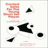 Murray Houllif Contest Solos For The Young Drum Set Player Sheet Music and PDF music score - SKU 124894