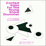 Murray Houllif Contest Solos For The Young Snare Drummer Sheet Music and PDF music score - SKU 124887
