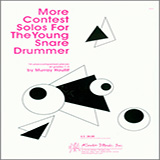 Murray Houllif More Contest Solos For The Intermediate Snare Drummer Sheet Music and PDF music score - SKU 124918