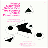 Murray Houllif More Contest Solos For The Young Snare Drummer Sheet Music and PDF music score - SKU 125043