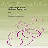 Murray Houllif The Stars and Stripes Forever - Full Score Sheet Music and PDF music score - SKU 373565