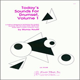 Murray Houllif Today's Sounds For Drumset, Volume 1 (2nd Edition) Sheet Music and PDF music score - SKU 376681