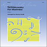 Murray Houllif Tschaikowsky For Marimba Sheet Music and PDF music score - SKU 372146